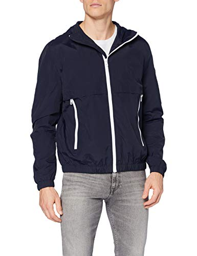 Calvin Klein CK JEANS OMABA 2 HD Jacket Chaqueta, Cielo Nocturno, M para Hombre