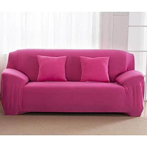 Funda de sofá con Estampado Floral Toalla de sofá Fundas de sofá para Sala de Estar Funda de sofá Funda de sofá Proteger Muebles A17 2 plazas
