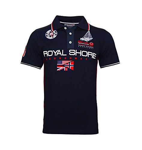 Geographical Norway Kamacho JMS 100 - Polo, color negro...