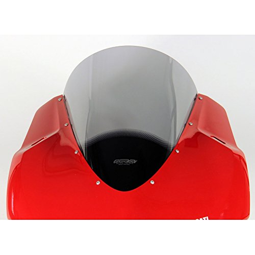 MRA Racingscheibe R rauchgrau 1299 /S/R PANIGALE H8