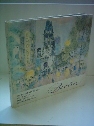 Berlin. Ein Skizzenbuch