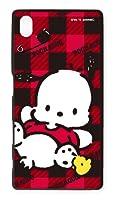 サンリオ Xperia Z5 ◆ キャラクター スマートフォン シェル ハード ケース/ポチャッコ 【PC1701】 スマホケース スマホカバー