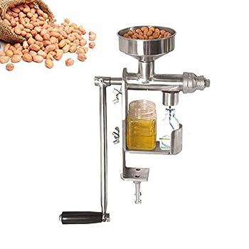 Vinmax Manual Oil Press Machine Hand Press Oil Press Machine Household Oil Extractor Peanut Nuts Seeds Oil Press Machine Oil Extractor Machine Cold Press Oil Expeller