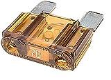 HELLA 8JS 728 595,101 Fusible , Fusible maxi con conector plano , 70A , marrón , Cant.: 1