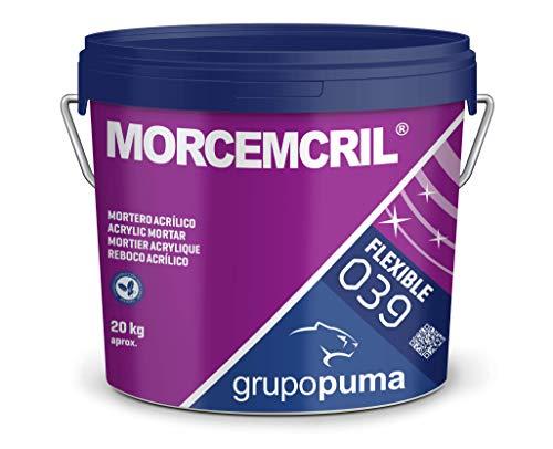 Grupo Puma Morcemcril Flexible (Mortero Acrílico)