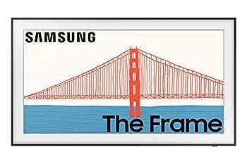 SAMSUNG 65-Inch Class Frame Series - 4K Quantum HDR Smart TV with Alexa Built-in  QN65LS03AAFXZA 2021 Model