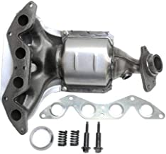 Catalytic Converter Compatible with 2001-2005 Honda Civic Front 4Cyl 1.7L with Exhaust Manifold