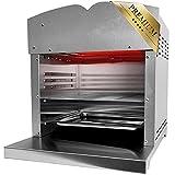 XXL Beef Maker Oberhitzegrill 800°-860° Grad...