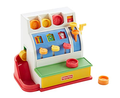 Fisher-Price 72044 Fisher-Price Kassa