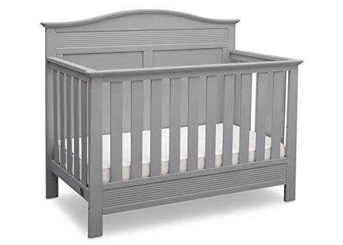 Review Of Serta Barrett 4-in-1 Convertible Baby Crib, Grey