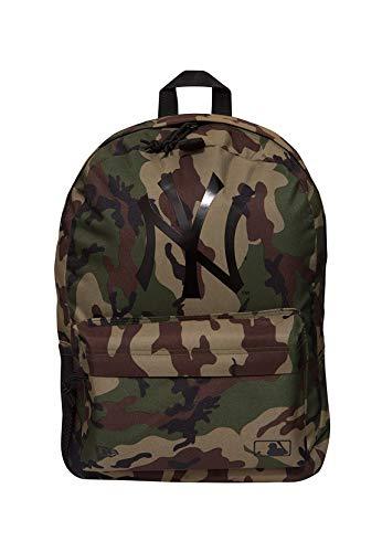New Era Rucksack MLB STADIUM PACK NEW YORK YANKEES Camouflage Wdcblk