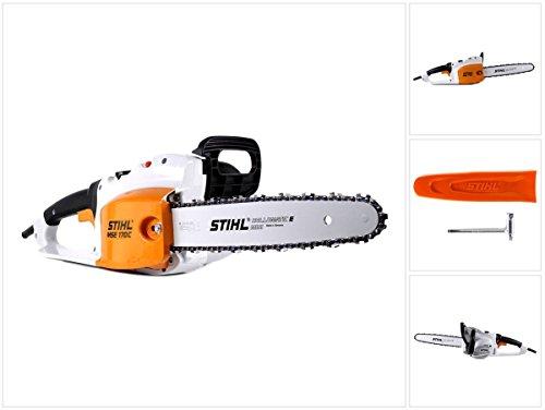 Stihl MSE 170 C-Q elektrische kettingzaag met 35 cm snijlengte + 1,1 mm ketting (1209 011 4030)