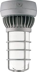RAB VXLED13DG Vapor Proof LED Outdoor Close Ceiling