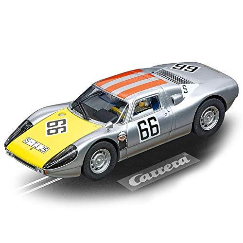 Carrera 20027613 Porsche 904 GTS No.66, Mehrfarbig