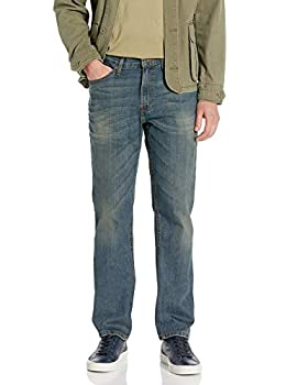 Signature by Levi Strauss & Co Gold Label Men s Regular Athletic Fit Jean Banks 34W x 32L