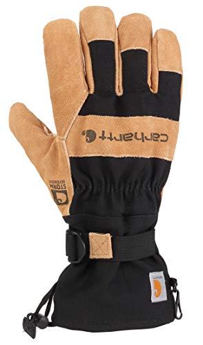 Carhartt Men s Snowdrift Glove, Black, L