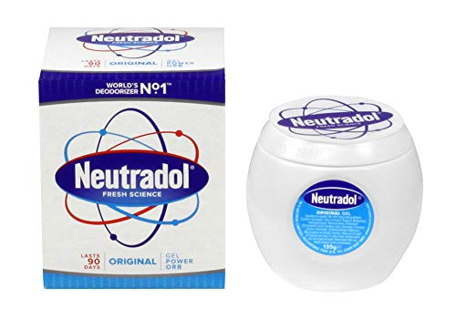 Original Neutradol Gel Odour Destroyer Original - Pack Of 3