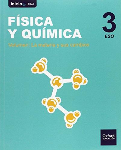 Física Y Química. Libro Del Alumno. ESO 3 (Inicia Dual) - 9788467386974