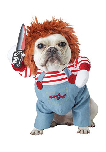 Deadly Doll Dog Halloween Costume