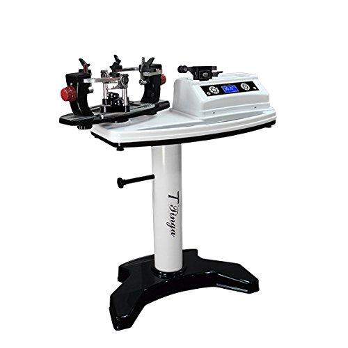 Tinga Sports T5115tendance ordinateur Cordage machine pour le tennis et Raquette de badminton