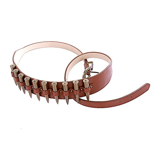 Cos Cowboy Gun Belt and Holster Masquerade Cowboy Vintage Belt & Gun Holster
