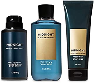 Best bath and body works midnight for men Reviews