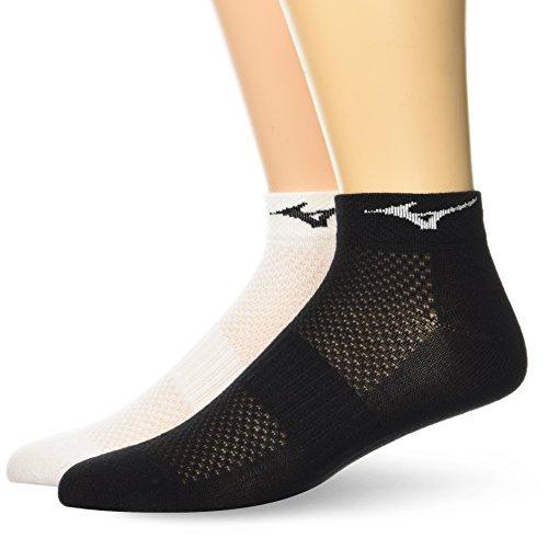 Mizuno Herren Training Mid 3 Paar Socken, Weiß, XL