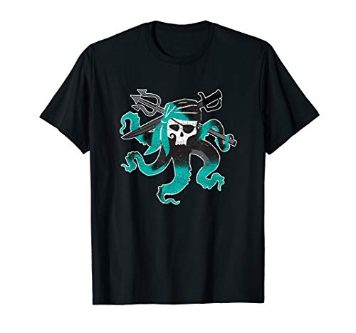 Disney Descendants 2 Uma Pirate Octopus T-Shirt