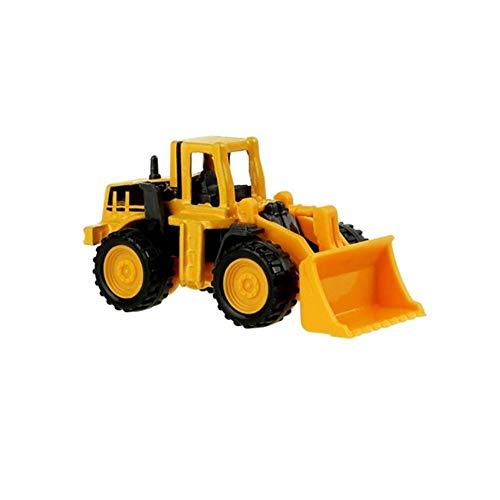 Mini aleación modelo de coche de aleación mini excavadora aleación coche coche miniatura conjunto