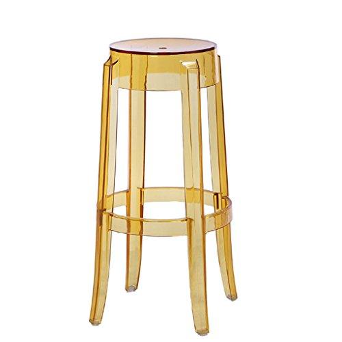 PLL kristallen plastic kruk-acryl kruk stang, die stoel-hoofdkruk transparant verdikking voedt