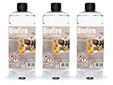 Bioethanol Scented Liquid Fuel Eco Line Premium Grade Quality, Clean Burn 1L Containers