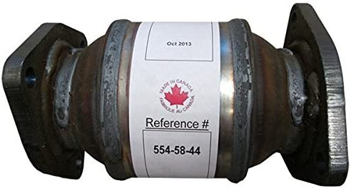 AB Catalytic 5844 - C.A.R.B. Direct-Fit Challenge the lowest price Converter 40% OFF Cheap Sale Non