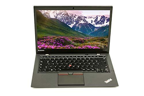 Lenovo ThinkPad X1 Carbon 3 Gen Core i7-5600U l 14.1' 2560x1440 8 GB de RAM, 240 GB de SSD, Win 10 Pro, Keyborad german layout (reacondicionado)