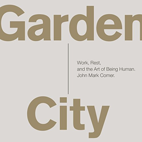 Garden City audiobook cover art