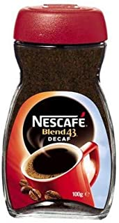 Nescafe Decaf Coffee 100gm