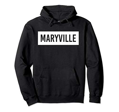 MARYVILLE MO MISSOURI Funny City Home Roots USA Gift Pullover Hoodie -  Living Born In MO Proud Vintage Sports USA Present