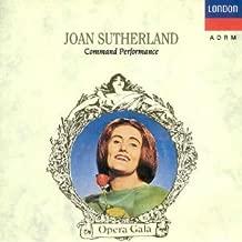 joan sutherland command performance