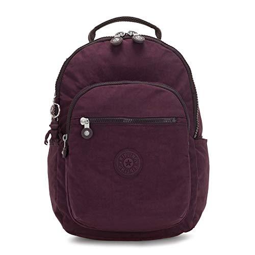 Kipling Seoul S Luggage, 14 L, Dark Plum