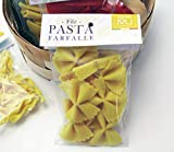 15 Filz-Nudeln Pasta Farfalle Schmetterlingsnudeln - wiederverschließbare Verpackung