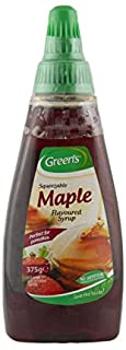 Greens Maple Flavoured Syrup 375 g, 375 g