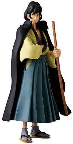 Figura Statua GOEMON 17cm con Spada Serie Creator X Creator Part 5 Originale BANPRESTO