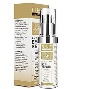 Crema Contorno de Ojos Lifting - Crema para ojos de colágeno con Acido Hialuronico, Vitamina E, Contorno de Ojos Antiarrugas, Anti edad para ojeras,bolsas,patas de gallo e hinchazón,15ml
