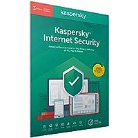 Kaspersky Total Security 2018 | 3 Dispositivos | 2 Años | PC / Mac / Android | Código dentro de un paquete