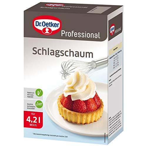 Dr. Oetker Professional Schlagschaum, 1er Pack (1 x 1 kg)