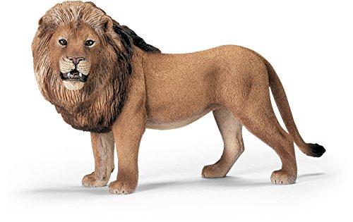 シュライヒ ワイルドライフ ライオン (オス) フィギュア 14373