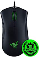 Razer DeathAdder Elite - Ratón  Esposts gaming, sensor óptico True 16000 5G d...