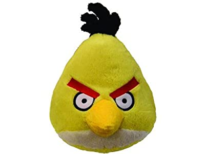 Angry Birds 8 Inch DELUXE Plush Yellow Bird