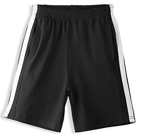Arshiner Boys Shorts Active Shorts Sports Athletic Gym Summer Shorts for 5-12 Years