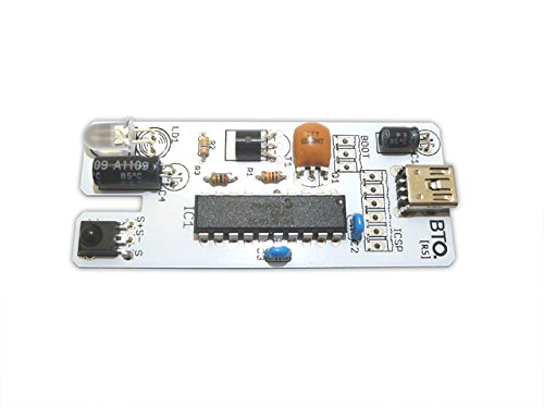 AD00020P USB接続 赤外線リモコン 完成品
