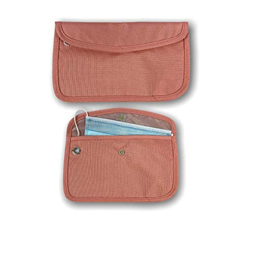 hygienic face mask pouch carry